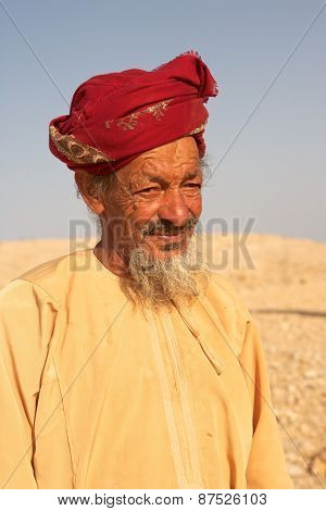 Omani Farmer