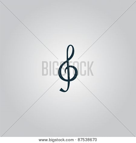 Music note Sheet key