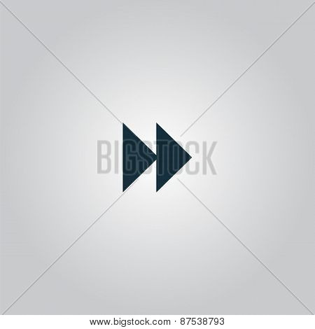 rewind forward icon
