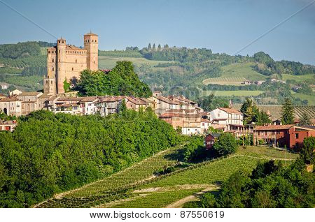 Le Langhe, Italy, Serralunga