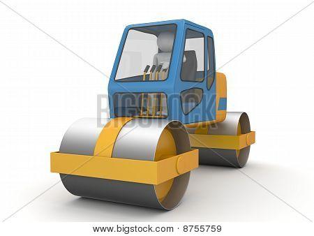 Road roller