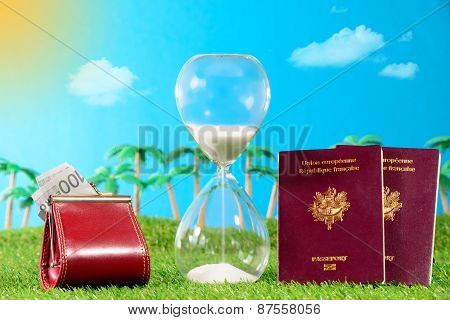 French Passports And Countdown To The Holidays