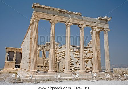 Erechtheum on the Acropolis