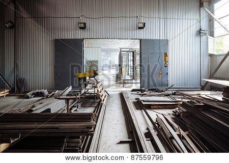 Shop for billet of metal parts
