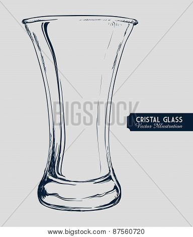 cristal glass design