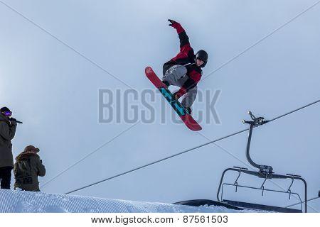 Piotr Janosz, Polish snowboarder