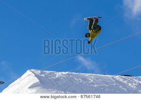 Tomek Tylka, Polish snowboarder