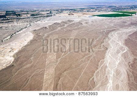 Nazca Lines Trapezium