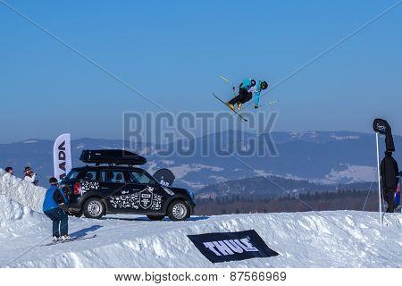 Pawe? Palichleb, Polish skier