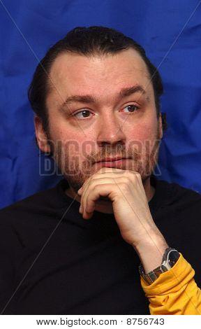 Russian Musician Maxim Leonov