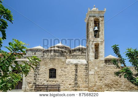Church Of Agia Paraskevi In Paphos. Cyprus