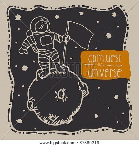 conquest the universe