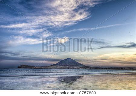 El Medano Beach Sunset