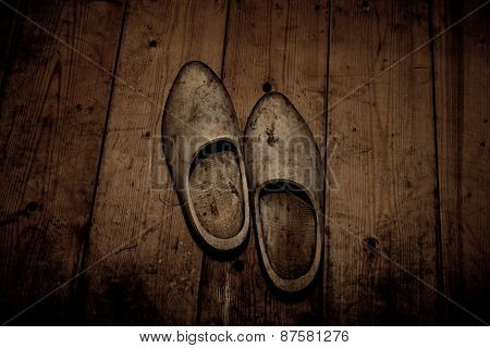 old clogs