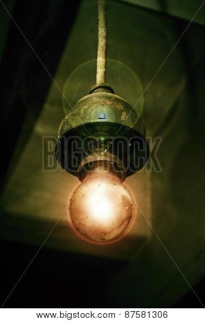 The old bulb