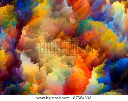 Advance Of Color