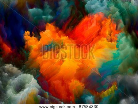 Energy Of Color