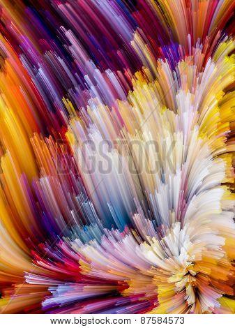 Petals Of Color