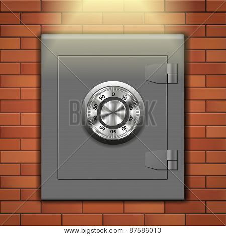 Wall Safe