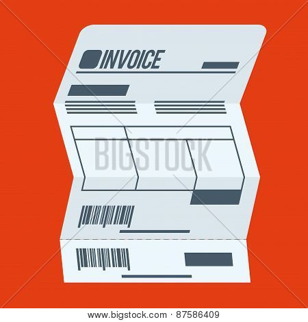 Payment design, vector illustration.