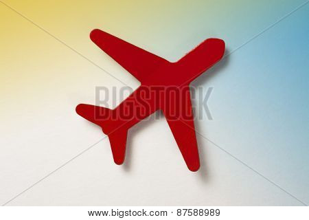 Little Red Airplane