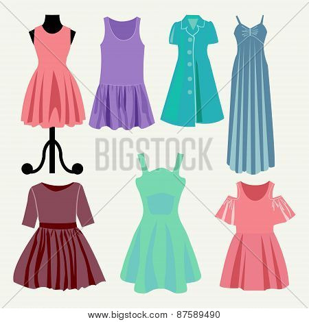 Fashion Boutique -summer Dresses