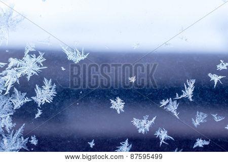 Blue Ice Patterns