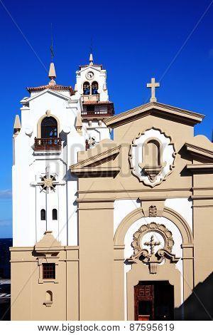 Basilica de Nuestra Senora de la Candelaria, Tenerife