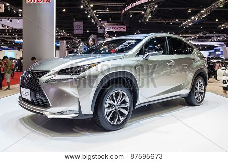 The All-new 2015 Lexus Nx 300H Hybrid