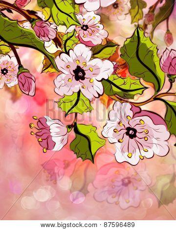 Dreamy Sakura