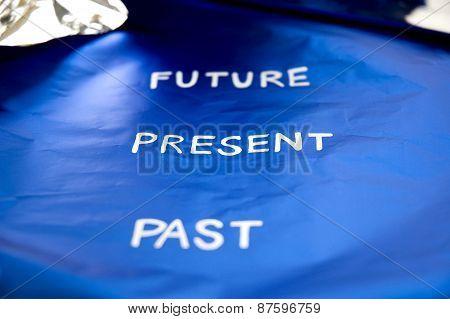Focus On Present Wording
