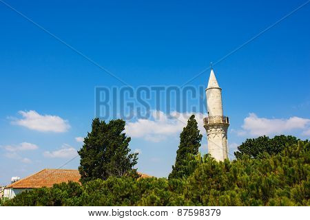 Djami Kebir Mosque Minaret