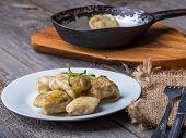 pic of christmas meal  - Traditional polish meal  - JPG