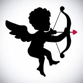 pic of cupid  - angel cupid design - JPG