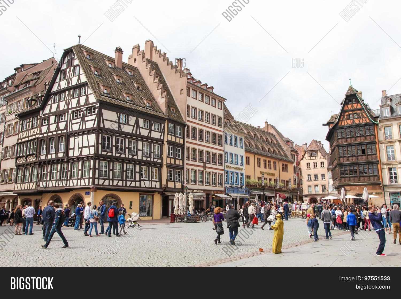 Strasbourg alsace france image photo bigstock for Alsace carrelage strasbourg
