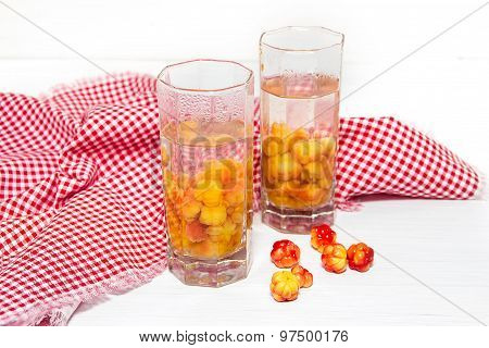 Cloudberry Compote