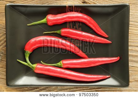 Red Chilli Peppers.