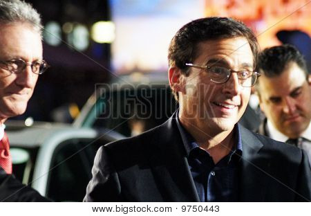 Steve Carell At Despicable Me Premiere In Central London 11 October 2010