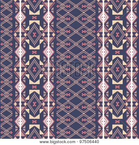 Ancient American Indian Pattern
