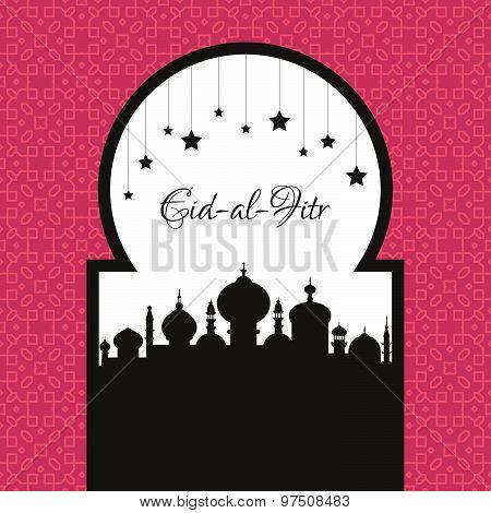Eid Al Fitr Template