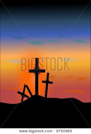 Easter-Three Crosses