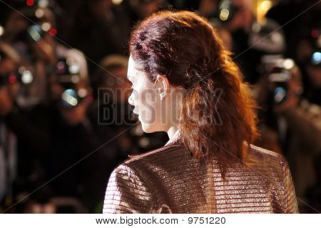 Ruth Wilson At The Never Let Me Go Premiere In Central London 11 October 2010