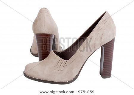 Shammy High-heel Woman Shoes