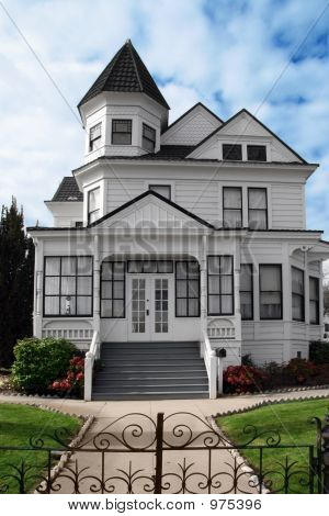 Beautiful Victorian House