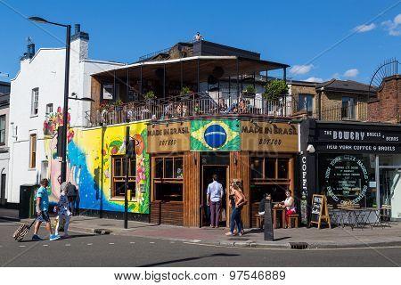 Made In Brasil In London