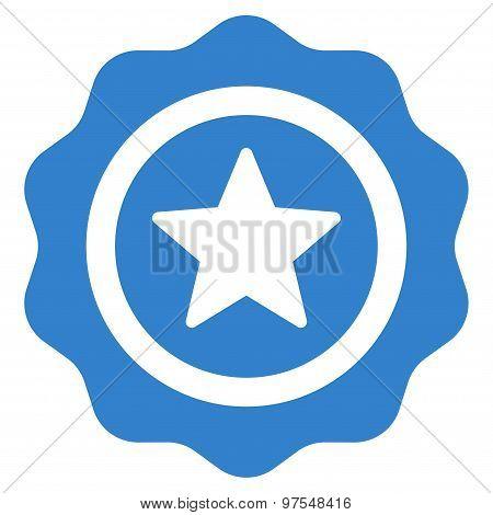 Reward seal icon