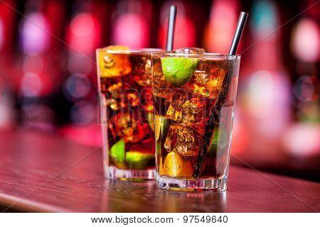 Cocktails Collection - Cuba Libre