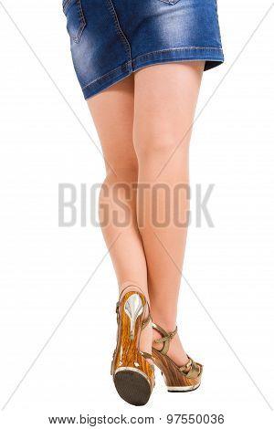 Female Legs