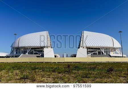 Reconstruction of the Olympic stadium
