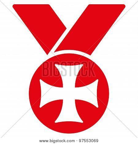 Maltese medal icon